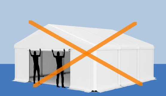 otvor za skladišni šator 2 2